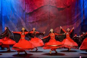 "ROYAL NATIONAL BALLET OF GEORGIA ""POTSKHISHVILI"", Trzecia Scena"
