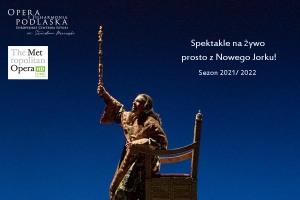 ŁUCJA Z LAMMERMOORU, Donizetti, The Metropolitan Opera: Live in HD | 2021-2022