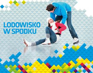 Lodowisko Spodek