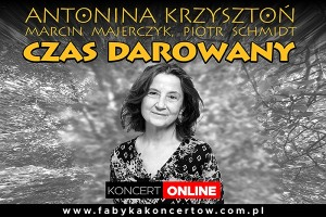 Antonina Krzyszton – Czas Darowany  - online VOD