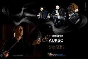 Motion Trio & AUKSO - online VOD