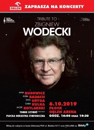 Tribute to Zbigniew Wodecki
