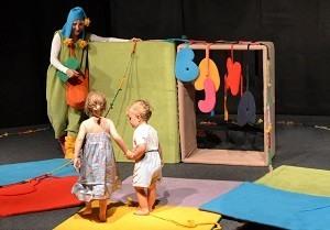 """Blum - teatr dla najmłodszych - """"Książeczka Bajeczka"""""""