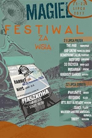 MagielFestiwalzaWsią / bilet jednodniowy (21.07)