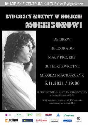 Bydgoscy Muzycy w hołdzie Morrisonowi