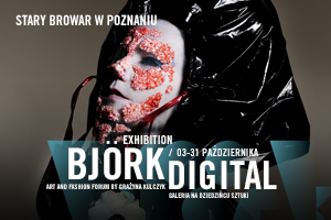 Bjork Digital w Starym Browarze