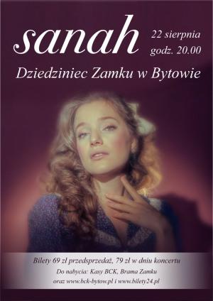 Koncert SANAH