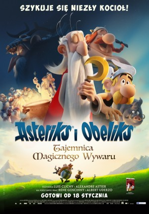 Asterix i Obelix Tajemnica magicznego wywaru