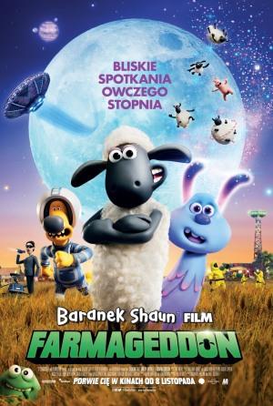 Baranek Shaun Film. Farmageddon.