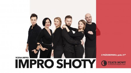 SCENA IMPRO - Impro Shoty
