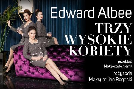 Bilety na wydarzenie - Trzy Wysokie Kobiety, Warszawa