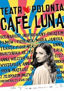 Bilety na wydarzenie - CAFÉ LUNA, Warszawa