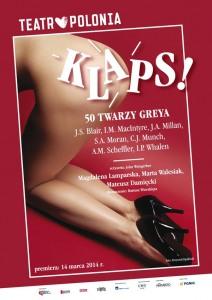 Bilety na wydarzenie - KLAPS! 50 TWARZY GREYA, Warszawa