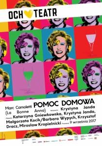 Bilety na wydarzenie - POMOC DOMOWA, Warszawa