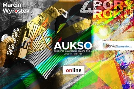 Marcin Wyrostek & AUKSO - online VOD