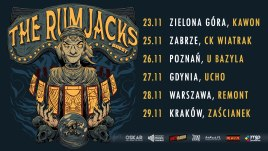 The Rumjacks + Molly Malone's | Warszawa, 28.11.2021