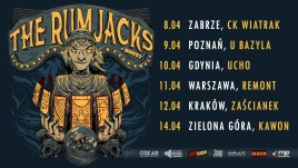 The Rumjacks + Molly Malone's | Gdynia, 10.04.2021
