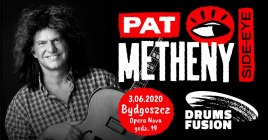 "Drums Fusion 2020: Pat Metheny ""Side Eye"" with James Francies & Marcus Gilmore"