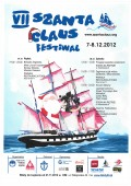 VII Szanta Claus Festiwal - Biesiada Żeglarska