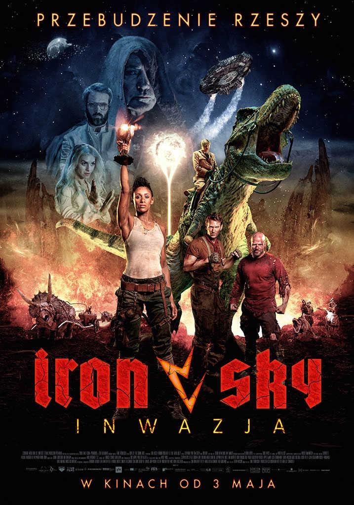 Film - Iron Sky. Inwazja