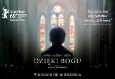 Bilety na: DZIĘKI BOGU - DKF