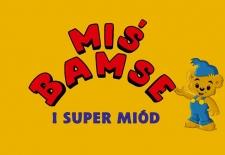 Bilety na: MIŚ BAMSE I SUPER MIÓD- 2 D DUB