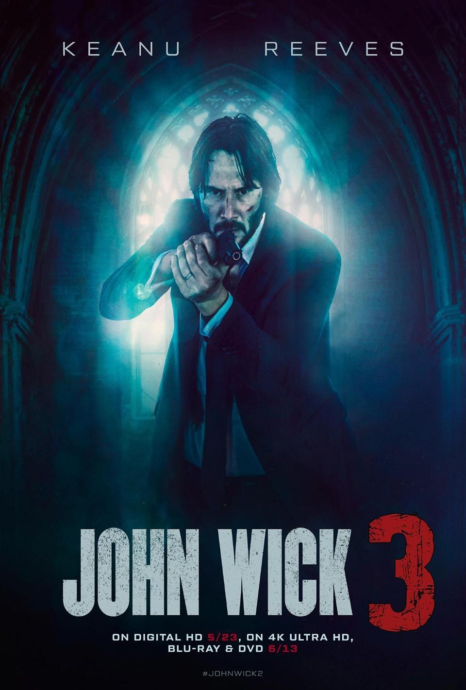 Film - JOHN WICK 3 - 2D NAP