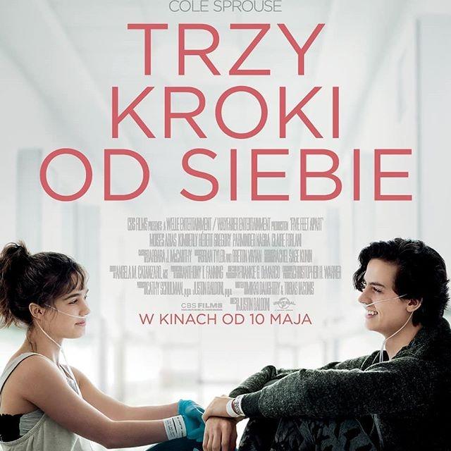 Film - TRZY KROKI OD SIEBIE -2D NAP