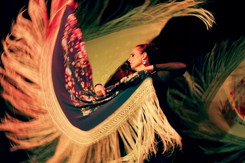 Inne - Koncert flamenco uczennic Szkoły La Tormenta