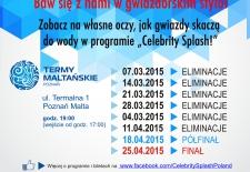 Bilety na: Celebrity Splash - finał