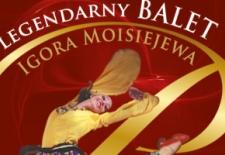 Bilety na: BALET MOISIEJEWA