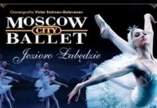 Bilety na: MOSCOW CITY BALLET - JEZIORO ŁABĘDZIE High Note Events Sp. z o.o. Sp. k. Warszawa, ul. Wasiutyńskiego 3