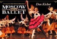 Bilety na: MOSCOW CITY BALLET - DON  KICHOT High Note Events Sp. z o.o. Sp. k. Warszawa, ul. Wasiutyńskiego 3