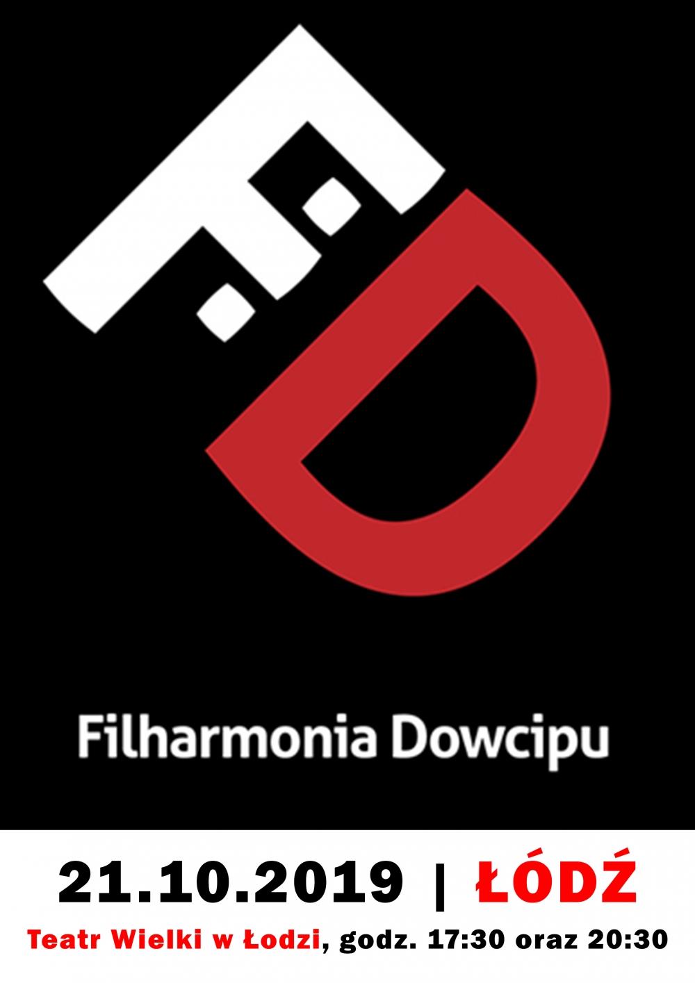Koncert - FILHARMONIA DOWCIPU I WALDEMAR MALICKI - w nowym programie Co jest grane