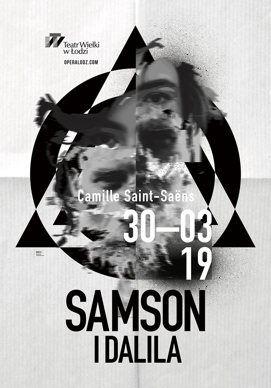 Opera - SAMSON I DALILA