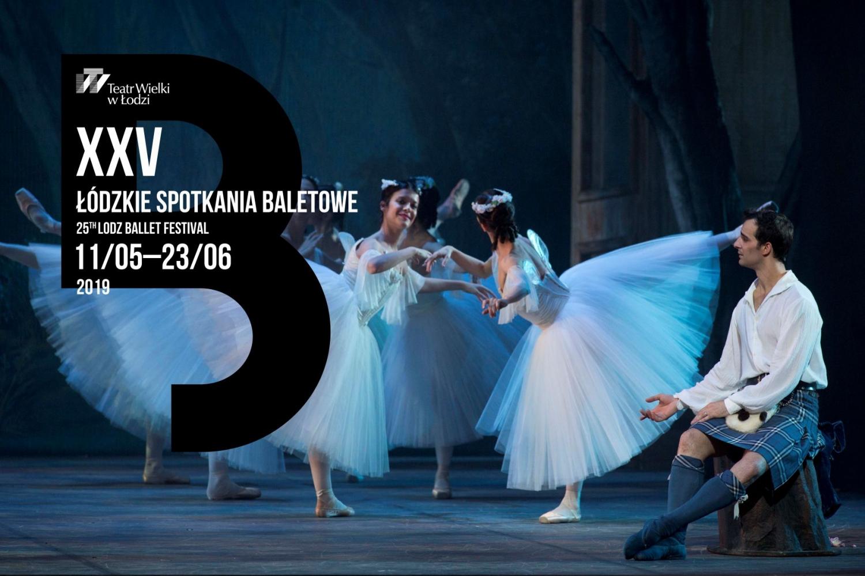 Balet - Balletto del Teatro dell'Opera di Roma - LA SYLPHIDE