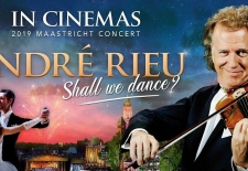 Bilety na: SHALL WE DANCE - ANDRE RIEU THE MAASTRICHT 2019 CONCERT
