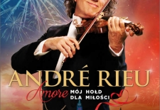 Bilety na: ANDRE RIEU – AMORE – MÓJ HOŁD DLA MIŁOŚCI