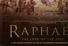 Bilety na: RAPHAEL: THE LORD OF THE ARTS