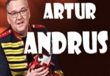 Bilety na: Artur Andrus-Koncert Karnawałowy