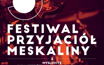 Festiwal Przyjaciół Meskaliny vol.3 - KARNET