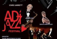 Bilety na: Adi Jazz - Chris Jarrett