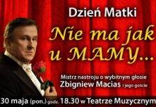 Bilety na: Dzień Matki -