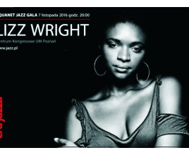 ERA JAZZU – LIZZ WRIGHT – Aquanet Jazz Gala