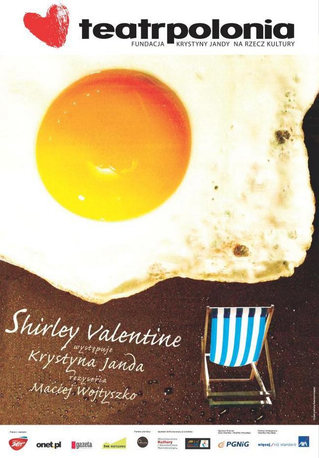 Spektakl - SHIRLEY VALENTINE