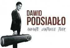 Bilety na: DAWID PODSIADŁO Andante Cantabile Tour // Lublin - drugi koncert