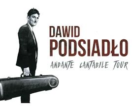 DAWID PODSIADŁO Andante Cantabile Tour // Kielce