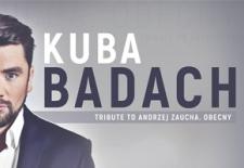 Bilety na: Kuba Badach / Tribute to Andrzej Zaucha. Obecny / Lublin