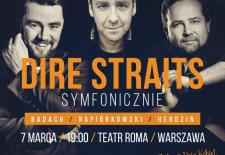 Bilety na: DIRE STRAITS SYMFONICZNIE: Badach, Napiórkowski, Herdzin