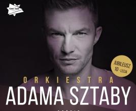 Orkiestra Adama Sztaby - 10 lat na scenie: Kukulska, Badach, Wilk, Cugowski // Wrocław